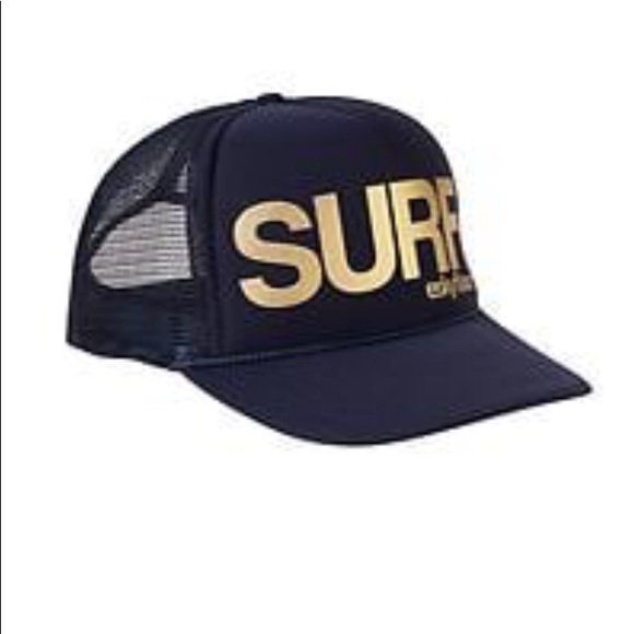 e47082ab Athleta Accessories | Surf Trucker Hat Brand New | Poshmark